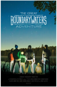 Poster-The Great Boundary Waters Adventure